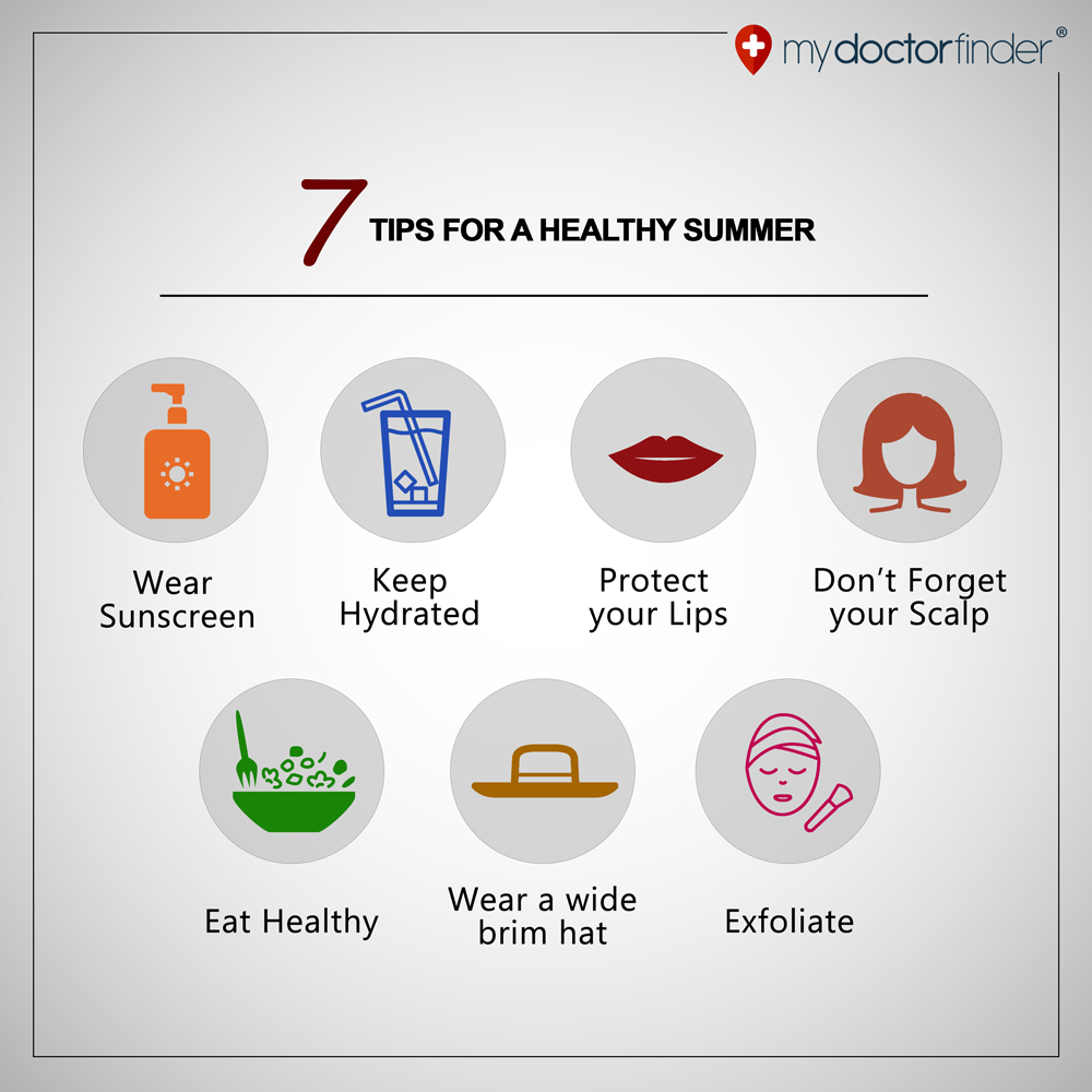 As Summer Approaches You Should Give More Attention In Taking Care Of Your Skin Against The Heat Listed Below Are Tips And Tricks On How To Protect