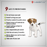 Prevent Rabies