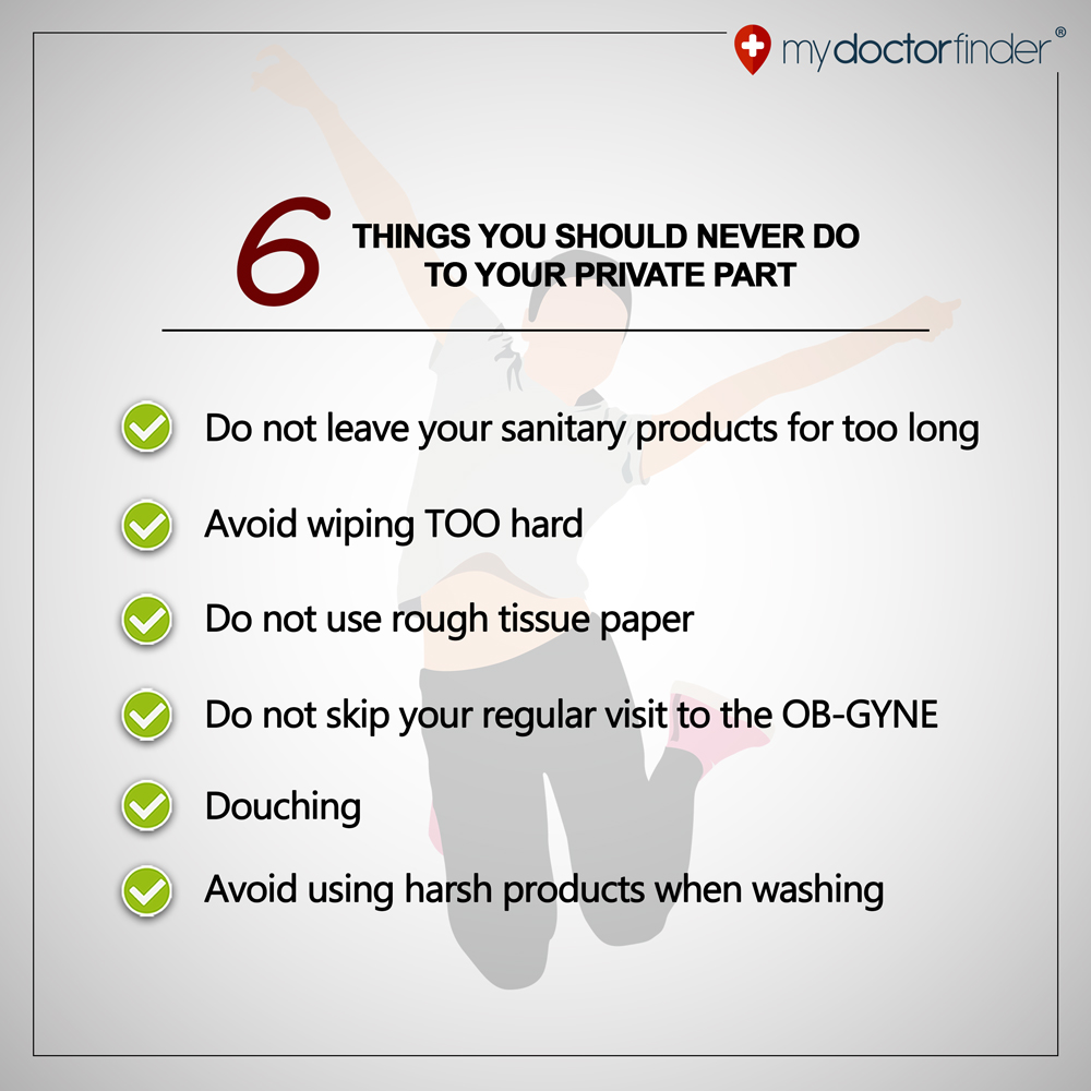 things you should never do
